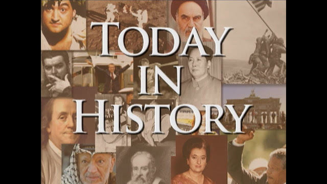 20 OCTOBER-TODAY IN  HISTORY IMPORTANT EVENTS