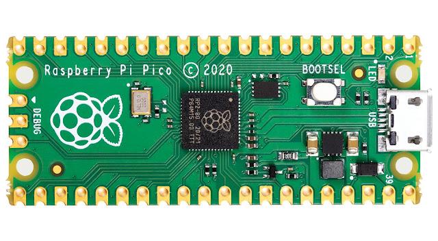 أداة Raspberry Pi Pico لتهكير