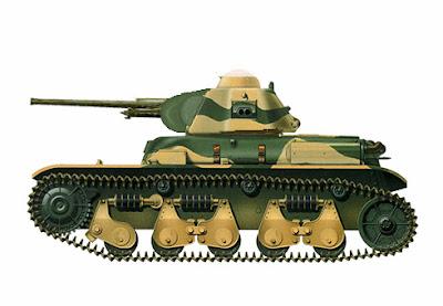 Renault R-35 rearmado con cañón británico de 40 mm (2 pdr)