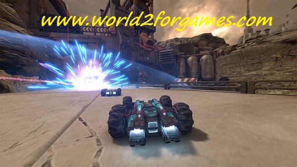 تحميل لعبة  Grip Combat Racing للكمبيوتر