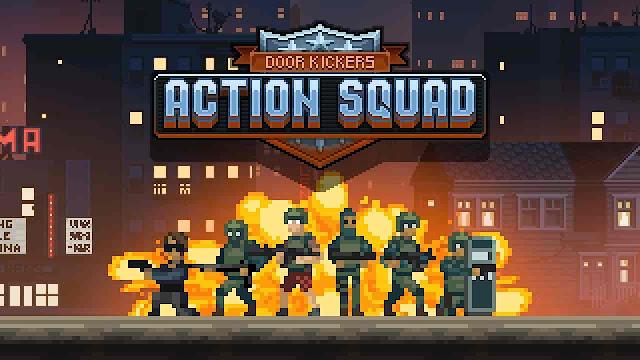 Door Kickers Action Squad V1.0.56 MOD APK – SİLAH HİLELİ