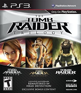 Tomb Raider Trilogy PS3 Torrent