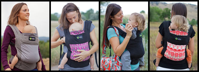 6db0fb38c83 The new Boba 3G baby carrier is no longer just for older babies and toddlers!  The Boba 3G baby carrier converts to a newborn carrier without needing to  ...