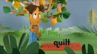 Quincy's Letter Q Song, Sesame Street Episode 4413 Big Bird's Nest Sale season 44