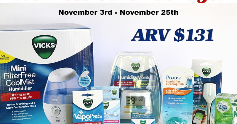 Celticlady 39 s reviews welcome to the vicks winter wellness for Protec humidifier cleaning fish