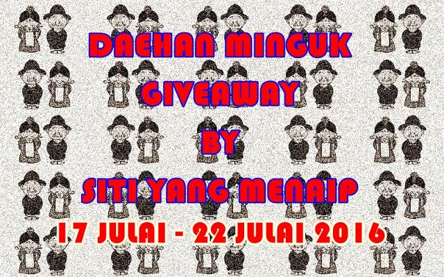 http://sitiyangmenaip.blogspot.my/2016/07/daehan-minguk-giveaway-by-siti-yang.html