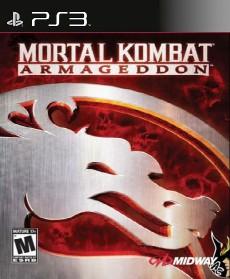 Mortal Kombat Armageddon PS3