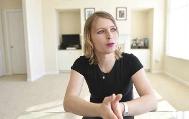 Chelsea Manning's eligibility to run for Senate is in question