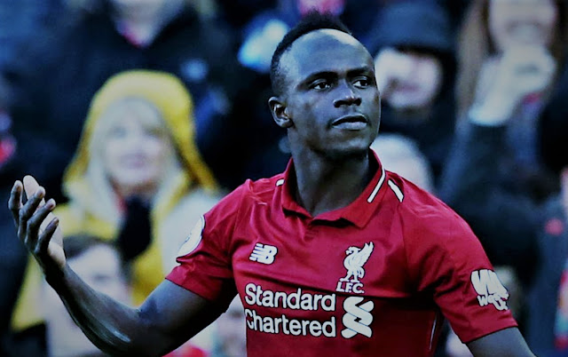 EPL: Sadio Mane Out With Injury