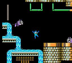 Jogar Mega Man 4 Nes online grátis