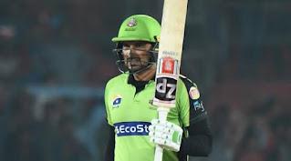 Lahore Qalanders Captain
