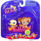 Littlest Pet Shop Pet Pairs Duck (#199) Pet