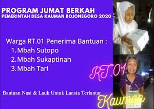 Program Jum'at Berkah