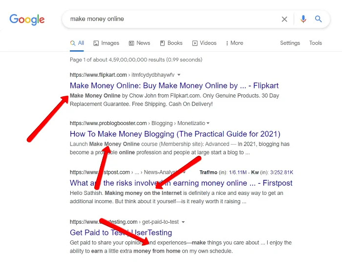 How Google Find LSI Keywords to Rank Higher in Searches