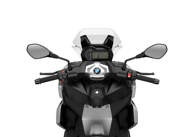 BMW C 400
