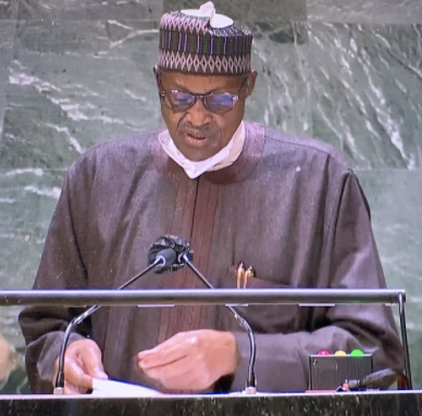 Though weakened, Boko Haram still active in Nigeria - President Buhari tells world leaders at UNGA