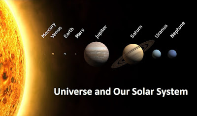 The Universe and Our Solar System