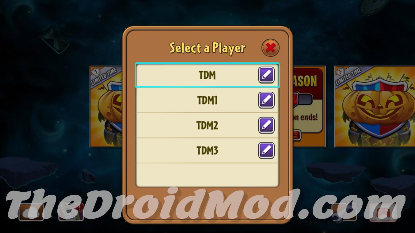 Plants vs Zombies 2 pp.dat Save Game with Unlimited Gems,Coins,Gauntlets,Mints,Sprouts,All Plants Unlocked,All Plants Maxed,All Upgrades,Power-ups,All Costumes Unlocked, 4 Profiles Screenshot 4 TheDroidMod.com