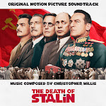 Christopher Willis - The Death of Stalin (Original Motion Picture Soundtrack) Cover