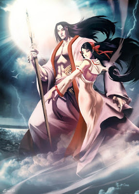 Legenda Izanagi & Izanami