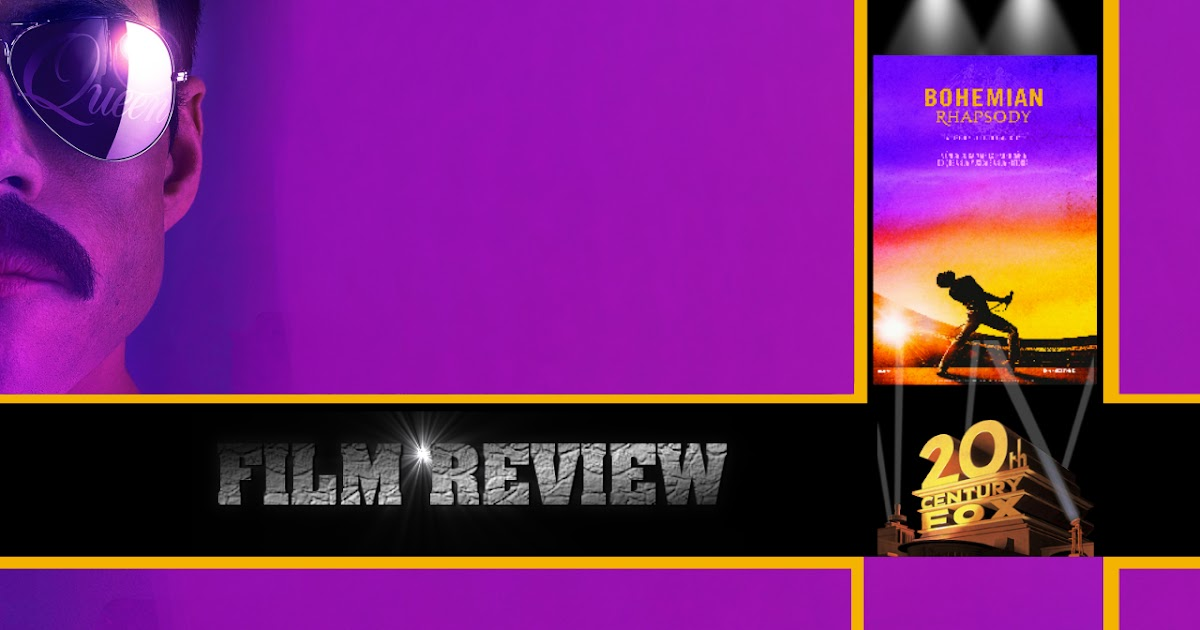 Tem Na Web - BOHEMIAN RHAPSODY (2018) - FILM REVIEW
