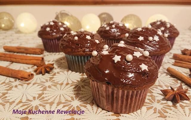muffinki piernikowe