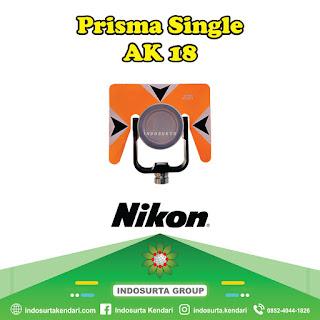 Jual Prisma Single Nikon AK 18 di Kendari