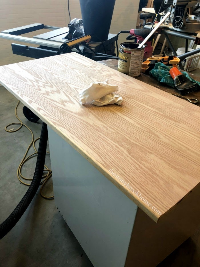 Staining Bench