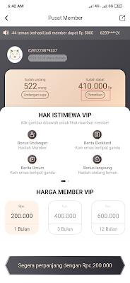 Cara Mudah Melakukan Penarikan Tunai Akun Member VIP dari Aplikasi News Cat