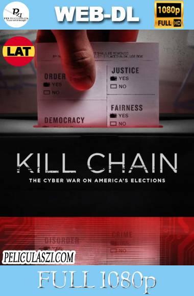 Kill Chain: La ciberguerra en las Elecciones de los EUA (2020) Full HD WEB-DL 1080p Latino