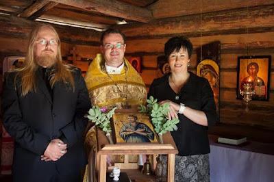 Το «σπιτάκι» του αγίου Ιωάννη του Ρώσου στη Φινλανδία