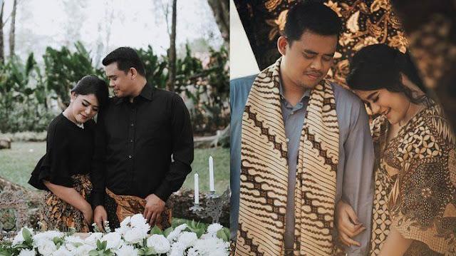 Menikah Dengan Bobby Nasution, Kahiyang Ayu Nanti Resepsi di Medan Akan Dapat Gelar Namora...Ini Loh Artinya