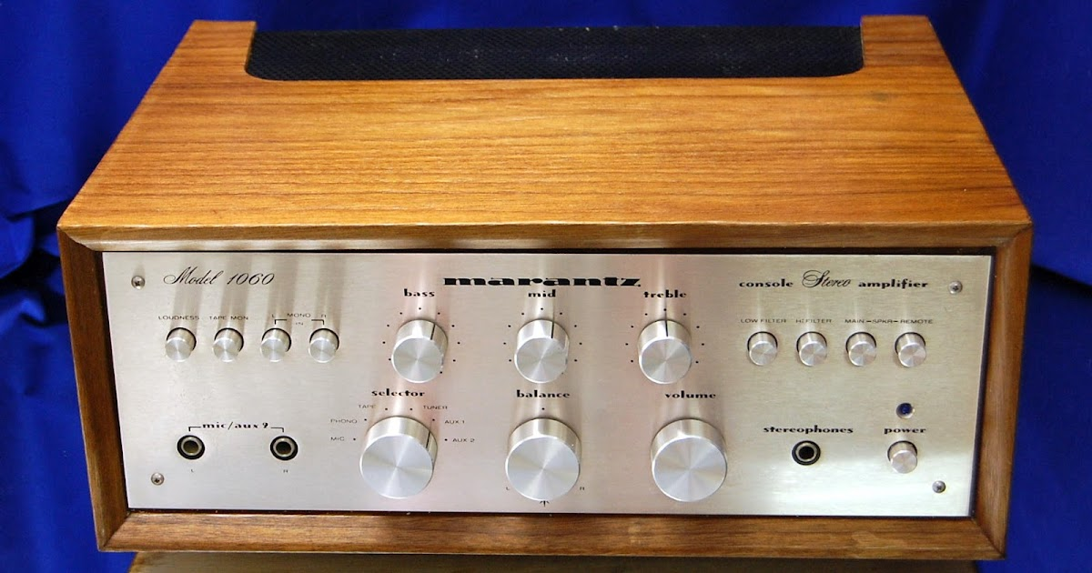 no sound on iphone 5 golden age of audio marantz model 1060 1060