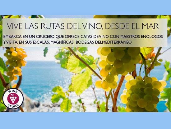 RUTAS DEL VINO - Los vinos Mediterráneos, protagonistas de los nuevos itinerarios temáticos de MSC Cruceros