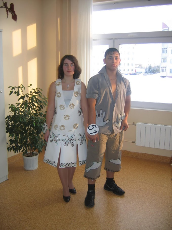 Городской конкурс «Золотая нить», г. Покачи, 2007 г.