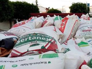 Suspeito de roubar carga de farinha é preso em Cuité após troca de tiros com a polícia
