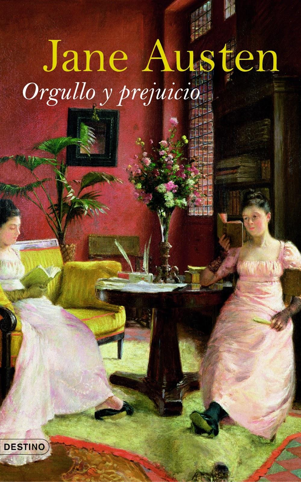 RESUMEN ORGULLO Y PREJUICIO  - Jane Austen