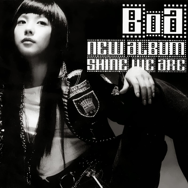 BoA – Shine We Are! (FLAC + ITUNES PLUS AAC M4A)