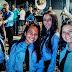 Banda Filarmônica Cleto Fernandes, abrilhanta noite de novena na Paróquia de São Sebastião em Caraúbas (RN)
