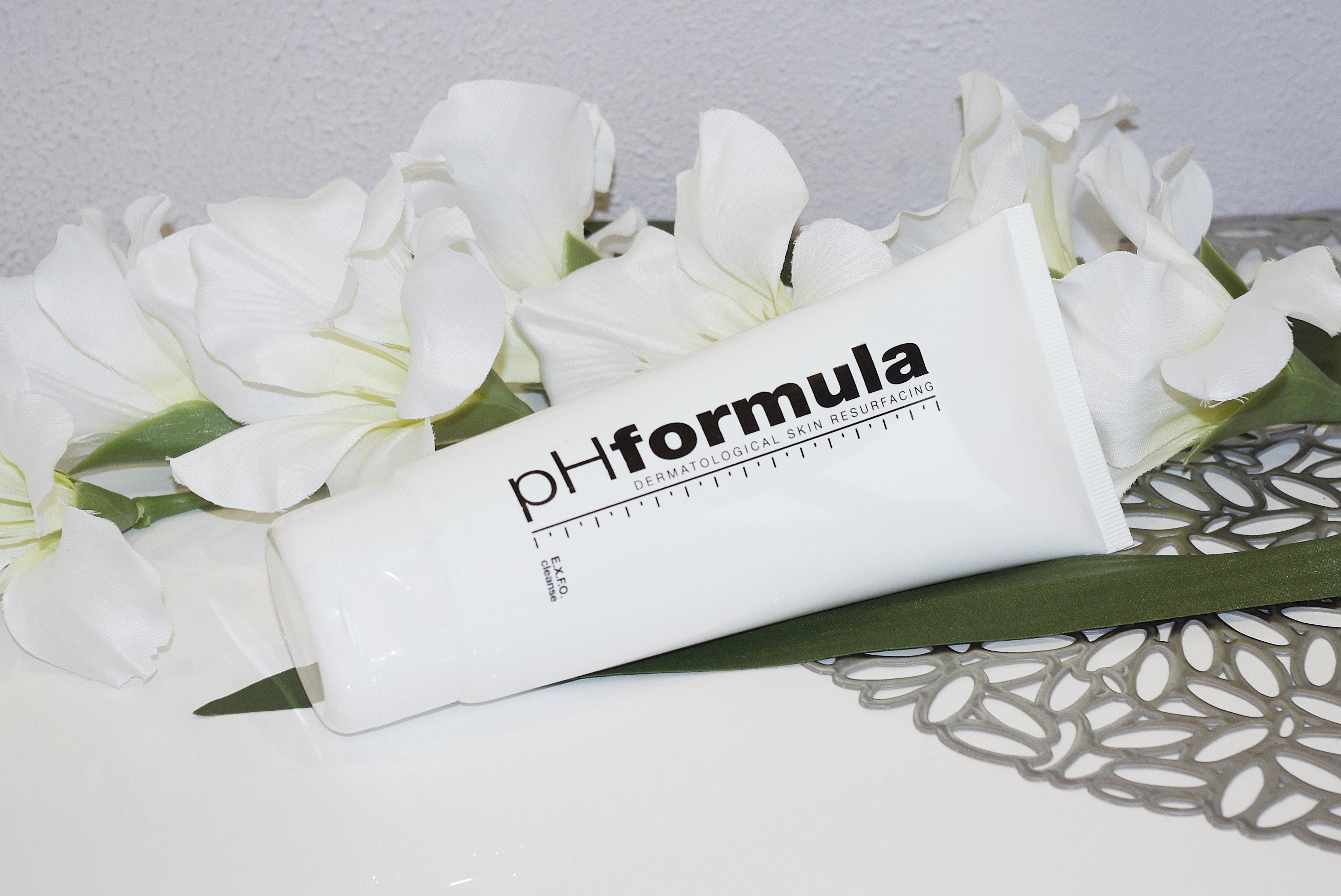 pH Formula EXFO Cleanse