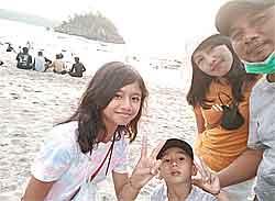 Chrystal beach nusa penida
