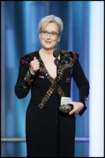 Globos de Oro 2017 - El inolvidable discurso de Meryl Streep