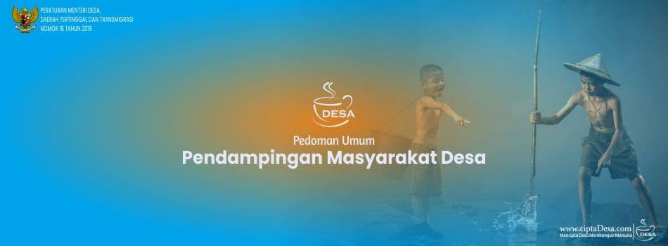 Permendesa PDTT Nomor 18 Tahun 2019