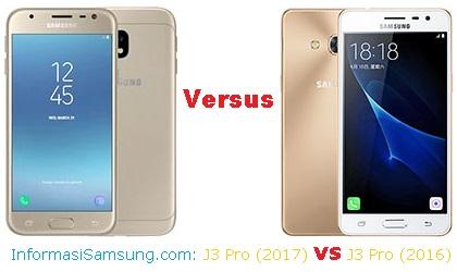 Harga dan Spesifikasi Samsung Galaxy J3 Pro (2017) vs J3 Pro (2016)