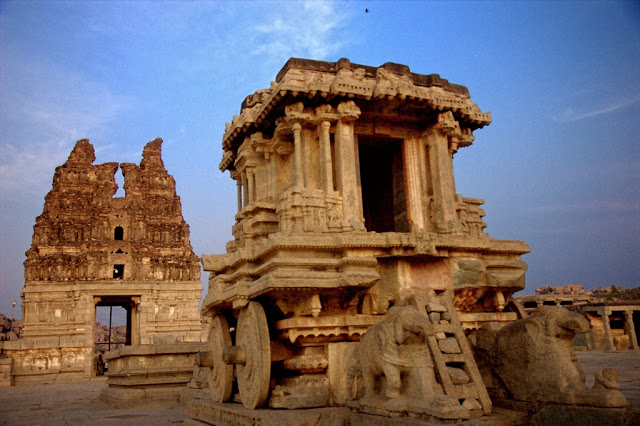 UNESCO World Heritage Sites, Hampi
