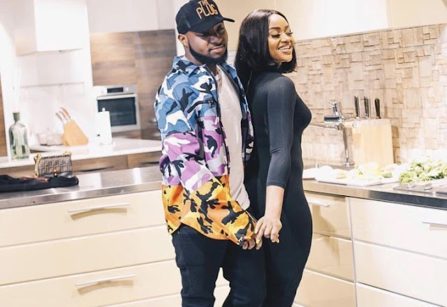 Can't imagine spending my life with anyone else-Davido's birthday message to Chioma