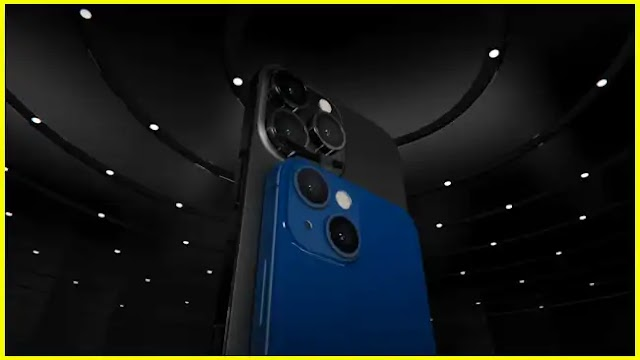 YouTuber EverythingApplePro E A P Leaks EXCLUSIVE iPhone 13 Pro Max & 13 Mini Design