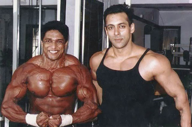 salman khan fitness tips and tricks
