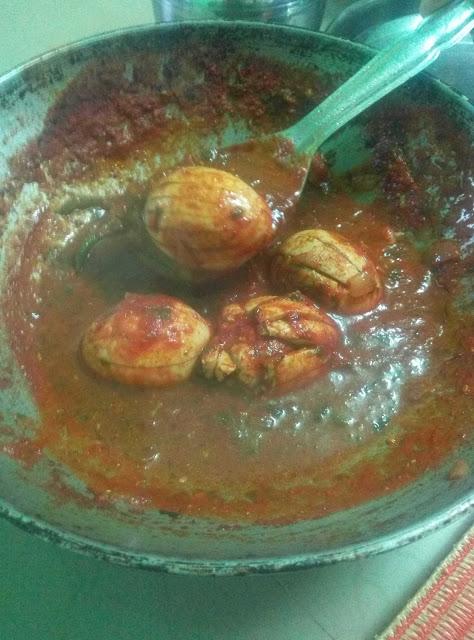egg gravy recipe in kannada