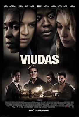 Widows 2018 DVD R1 NTSC Latino